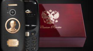 Nokia 3310 va fi disponibil într-o variantă de 1700 de dolari
