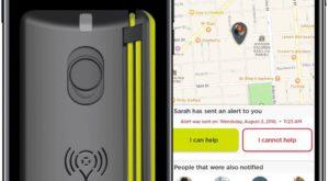 Acest dispozitiv îțipoate salva viața atunci când te afli în pericol