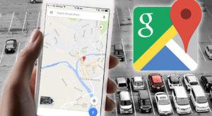 Noul Google Maps pentru iPhone te ajută să-ți găsești mașina în parcare