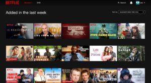 Cum vezi tot ce a apărut nou pe Netflix săptămâna aceasta