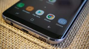 Samsung Galaxy Note 9 va avea senzor de amprentă integrat în ecran