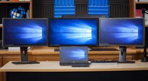 Cum setezi rezoluții diferite pe mai multe monitoare în Windows 10