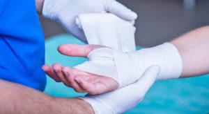 Bandajul inteligent se folosește de nanosenzori pentru a detecta evoluția vindecării rănilor