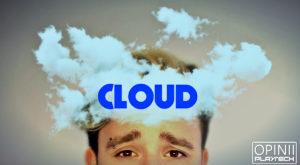 Cu capul în nori, cu memoria în cloud