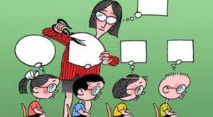 Un scurt metraj ne ilustrează cum societatea distruge creativitatea