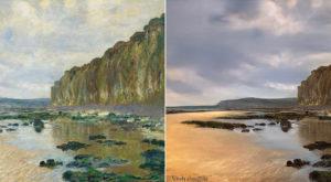 Acest algoritm poate transforma orice fotografieîn pictura unui artist faimos