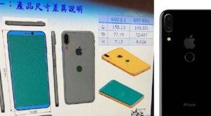 Schema iPhone 8 confirmă mutarea senzorului de amprentă Touch ID