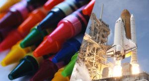 Cum se folosește NASA de creioanele colorate pentru a ajunge pe Marte