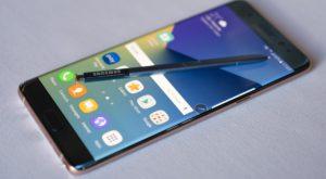 Samsung Galaxy Note 7 relansat va purta o denumire nouă