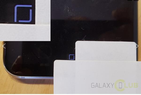 samsung galaxy s8 buton home