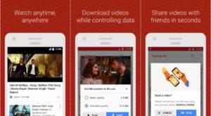 Aplicația YouTube Go Beta facilitează descărcarea și vizionarea offline