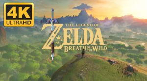 Cum arată Zelda Breath of the Wild în 4K Ultra HD pe PC