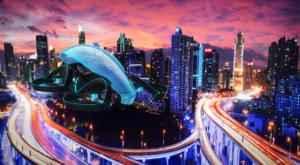 Toyota vrea să lanseze cea mai mică mașină zburătoare și vine cu un plan ambițios