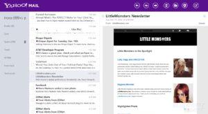 Yahoo Mail vine cu o veste proastă pentru utilizatorii de Windows 10