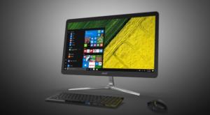 Noile PC-uri All-in-One de la Acer vin cu memorii Intel Optane și grosimi foarte mici
