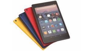 Amazon nu renunță la tablete și lansează două modele actualizate: Fire 7 și Fire HD 8