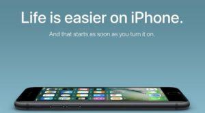 Apple încearcă să fure din utilizatorii Android