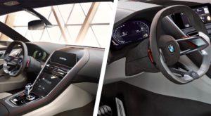 BMW Seria 8 Concept apare în primele imagini oficiale