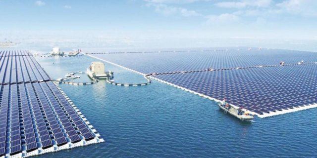 centrala electrică solară