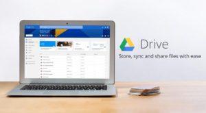 Câte fișiere sunt, de fapt, stocate în Google Drive?