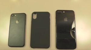 iPhone 8 este comparat cu iPhone 7 pornind de la o simplă carcasă