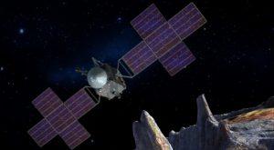 NASA se grăbește să ajungă la un asteroid metalic