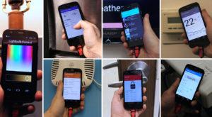 Telefoanele viitorului vor identifica alte dispozitive doar printr-o atingere [VIDEO]