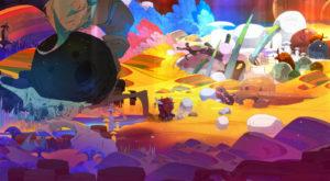 Creatorii jocurilor Bastion și Transistor se pregătesc să lanseze Pyre