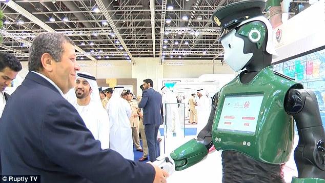 politist robot