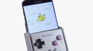 Samsung vrea să-ți transforme smartphone-ul într-un Game Boy