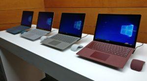 Surface Laptop este notebook-ul perfect cu Windows 10 S, în viziunea Microsoft