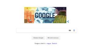Ziua Muncii, sărbătorită de Google printr-un Doodle special: desenul de 1 mai