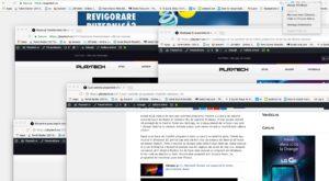 Cum combini toate ferestrele de Chrome și Firefox într-una singură