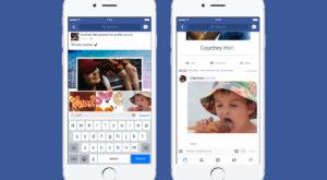 Facebook îți oferă un buton pentru GIF-uri în comentarii