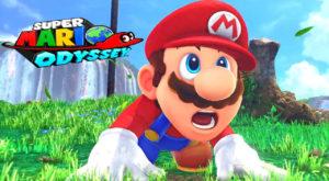 Mario încă trăiește: Super Mario Odyssey se pregătește să vină pe Nintendo Switch