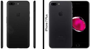 OnePlus 5 versus iPhone 7 Plus: care este mai rapid