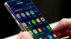 Samsung Galaxy Note 8 ar putea fi doar un S8 mai mare