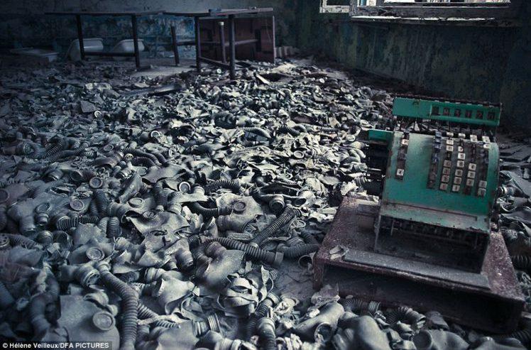 accidente nucleare Cernobîl