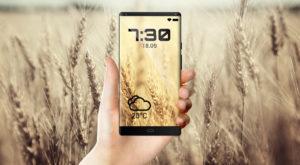 Allview pregătește smartphone-ul X4 Soul Infinity, cu ecran în formatul 18:9