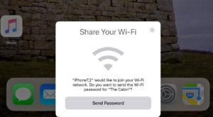 iOS 11 te scapă de tastarea parolelor la WiFi într-un mod creativ și sigur