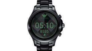 """Emporio Armani este cel mai nou brand """"de fițe"""" care îți oferă un smartwatch"""