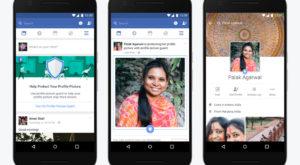 Facebook te va ajuta să nu-ți mai fie furată poza de profil