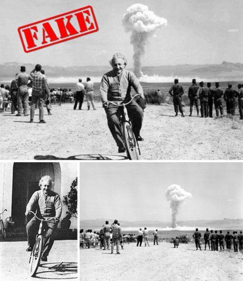 fotografii faimoase false 4