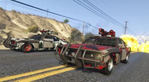 Grand Theft Auto V se apropie de o realizare monumentală