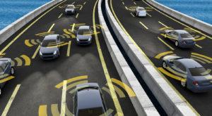 Mașinile autonome vor circula cu foarte mare viteză pe o bandă specială