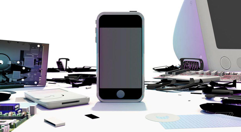"""Designul original aliPhone-ului sau cum era să """"strice"""" Steve Jobs faima gigantului Apple"""