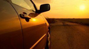 Cum îți poate distruge soarele mașina și cum poți preveni asta