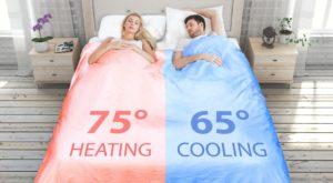 Cum arată patul care se face singur și își reglează automat temperatura