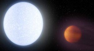 Cea mai fierbinte planetă din universul cunoscut are parte de un destin fascinant