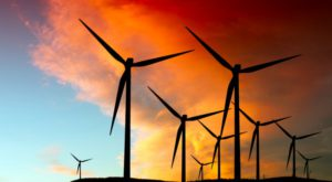 Vântul a bătut atât de tare în Europa încât au apărut prețuri negative la electricitate